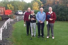 Neil Johnson, Tony Nutter, Paul Evans & Tom Weston