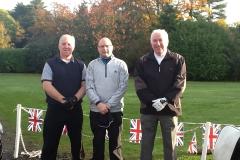 Eddie Maher, Phil Hammond & Alan Molyneux