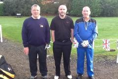 Simon Taylor, Dave Garratt & Russ Fulker