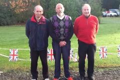 Jock Channon, Bill Armstrong & Dave Drinnan