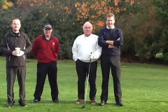 Anthony O'Reilly, John Keane, Les Holland & Andy Bennett