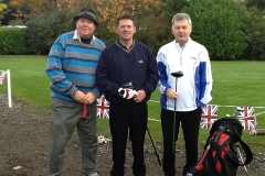 Adrian Herman, Andy Leslie & Dave Hassall
