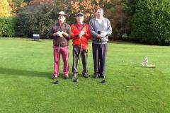 Pete Beasley, Eric Grice & Derek Moulton
