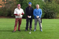 Pete Jones, Garry Hill & Bob Eno