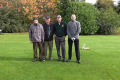 Adge Whiston, Jim Smith, Dave Farnell & Paul Fisher